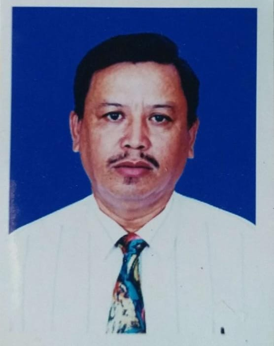 Drs. Anthonius Palimbong, M.Pd
